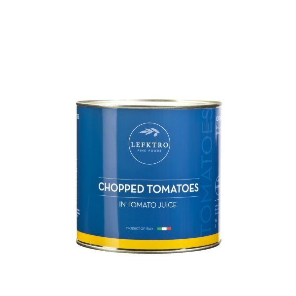 Lefktro Chopped Tomatoes