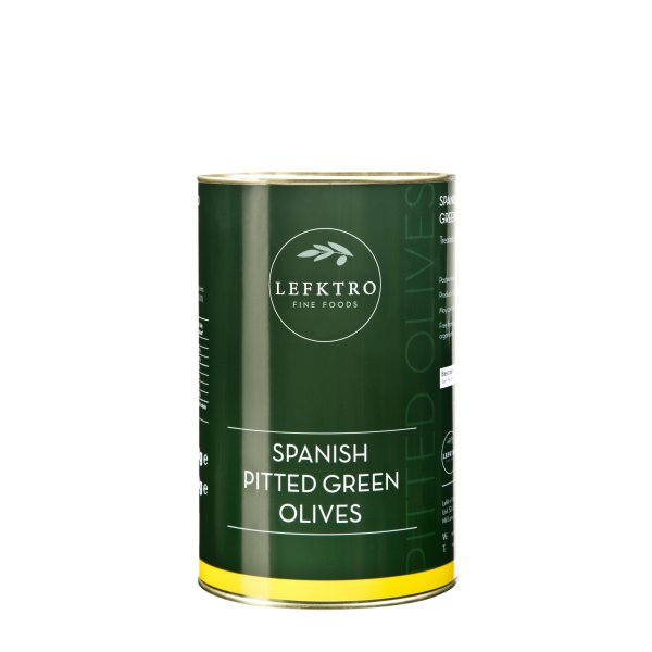 Pitted Spanish Green Olives