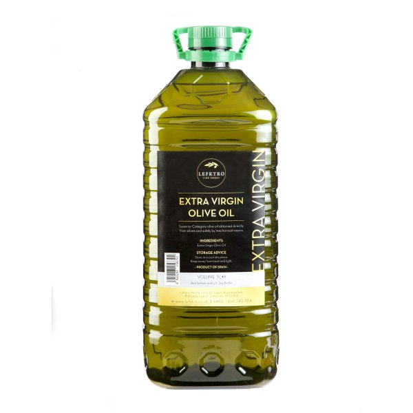 Lefktro Extra Virgin Olive Oil