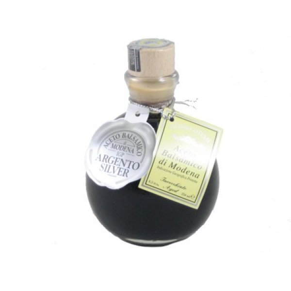 Balsamic Vinegar Silver